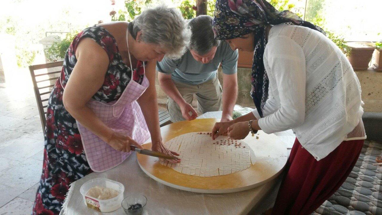 CAPPADOCIA  Village Home Cooking Experience