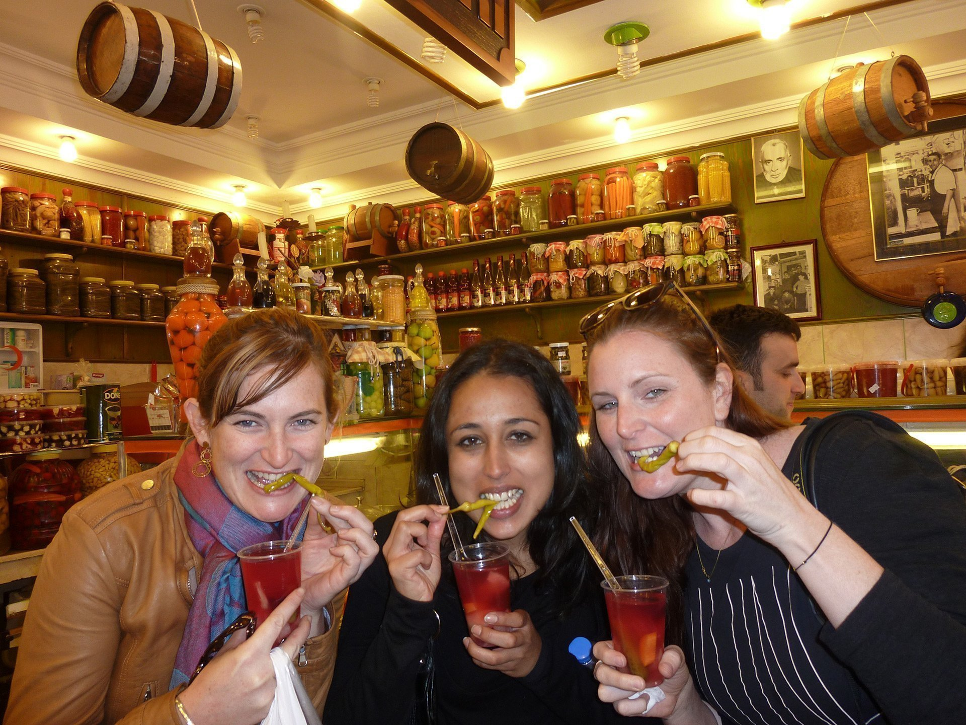 SPICE BAZAAR  &  KADIKOY FOOD MARKET TOUR WITH GOURMET LUNCH