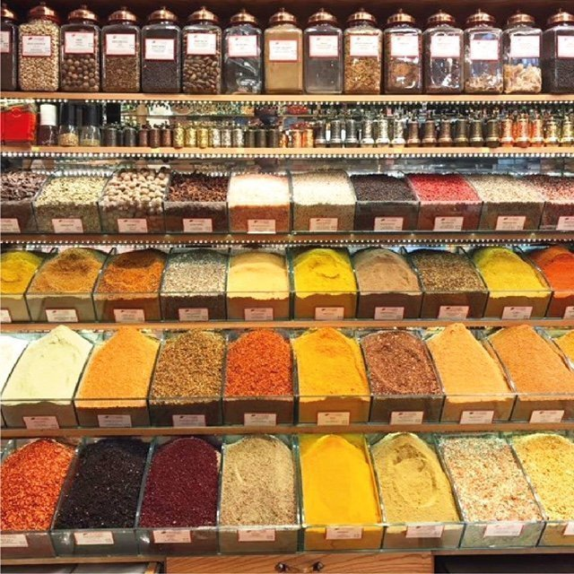 EXPLORE TURKISH FLAVOURS TOUR