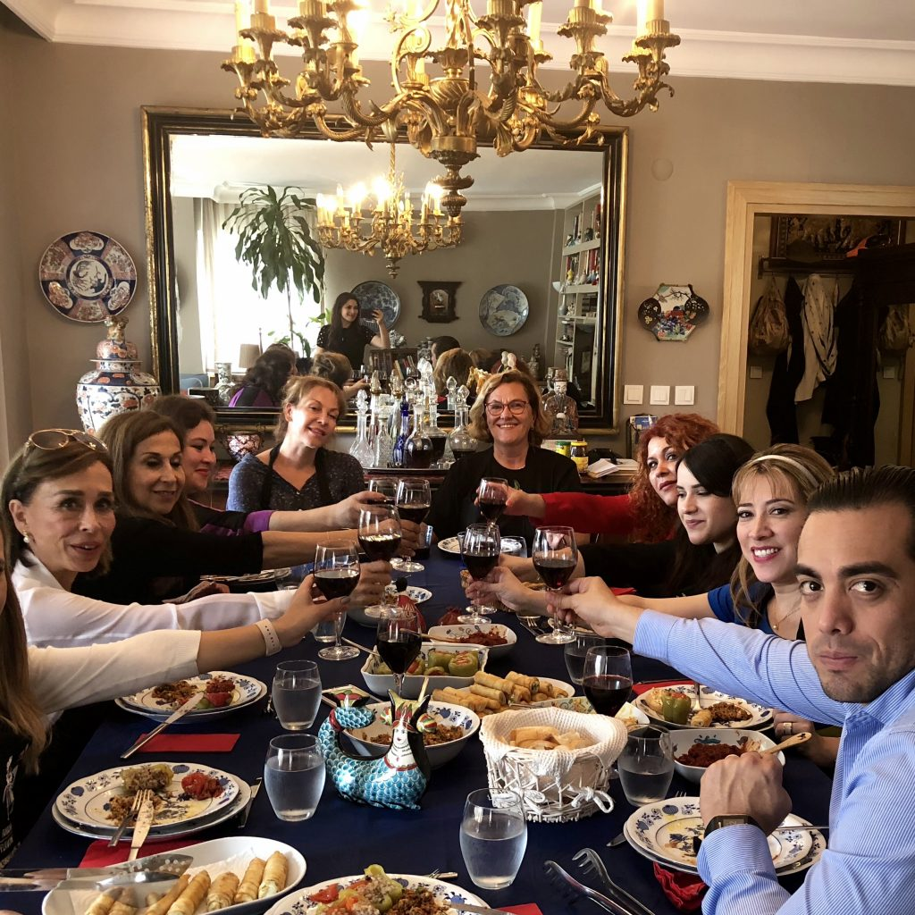 SPICE TASTING &TURKISH COOKING CLASS Gallery 2