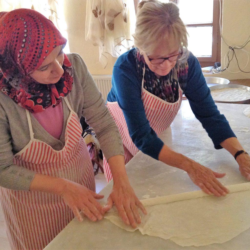 Explore Turkish Flavours Tour Baklava 1