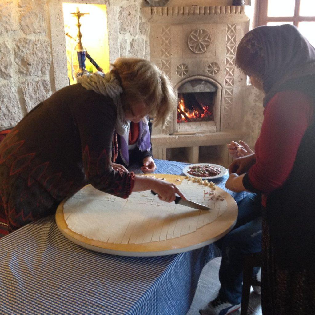 CAPPADOCIA Village Home Cooking Experience Manti 121