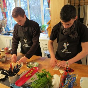 Turkish Cooking Class 199
