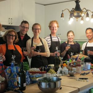 Turkish Cooking Class 181