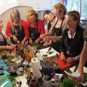 Turkish Cooking Class Dolma 178