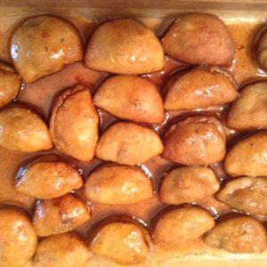 Turkish Sephardic Cuisine 1