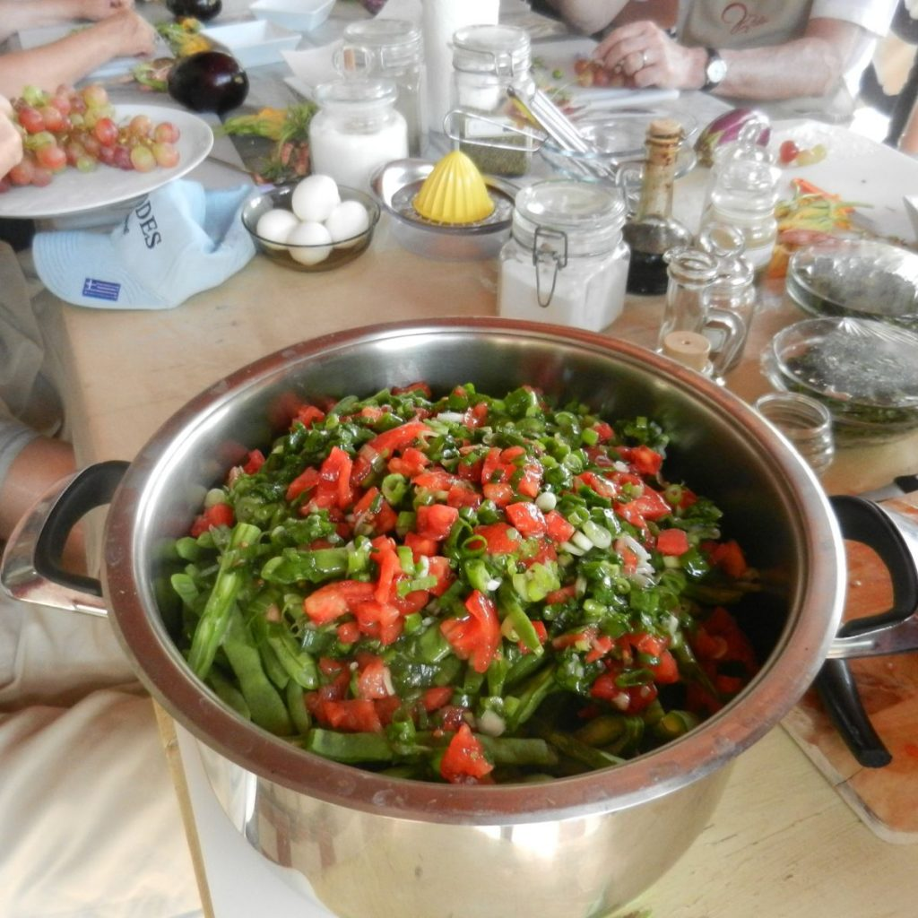 Turkish Cooking Class 125