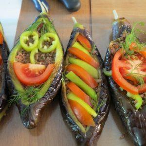 Cooking Class 127 Patlıcan