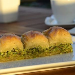Foodie Towns In Turkey Baklava 2